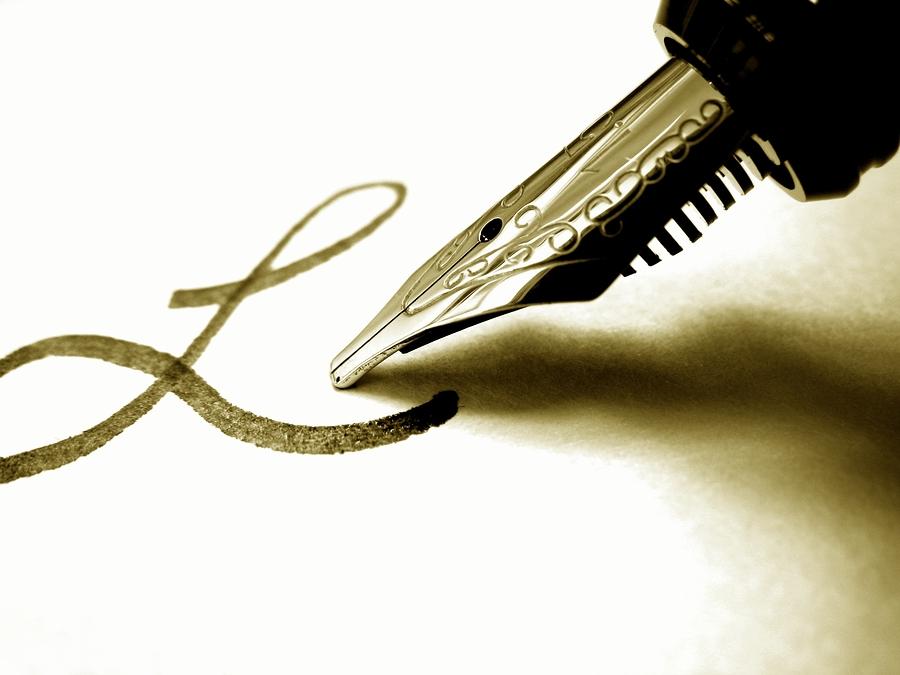 penwritng